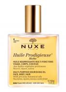 Отзывы Масло сухое обогащенное Nuxe Huile Prodigieuse Riche 100 мл