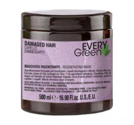 Маска для поврежденных волос Dikson DAMAGED HAIR MASHERA RIGENERANTE 500мл: фото