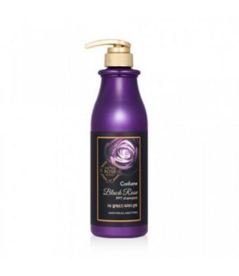 Шампунь для волос Черная роза Welcos Confume Black Rose PPT Shampoo 750гр: фото