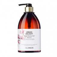 Гель для душа THE SAEM URBAN DELIGHT Body Shower Gel [Blossom] 400мл: фото