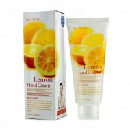 Крем увлажняющий для рук с лимоном 3W CLINIC Moisturizing Lemon Hand Cream: фото
