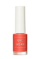 Лак для ногтей THE SAEM Nail wear 97. Healthy Coral 7мл: фото