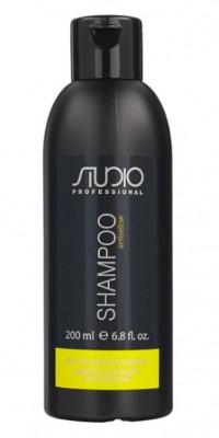 Шампунь для волос Анти-желтый Kapous Studio Anti-yellow 200 мл: фото