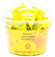 Гель-пилинг для лица AYOUME ENJOY MINI PEELING GEL 3г*30: фото