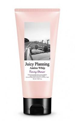 Пенка для жирной кожи A'PIEU Juicy Planning Amino Whip Foaming Cleanser 130мл: фото