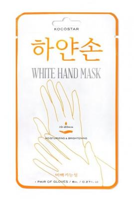 Маска для рук восстанавливающая Kocostar White Hand Mask 8 мл: фото