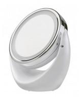 Косметическое зеркало с 5х увеличением и подсветкой Gezatone LM 110: фото